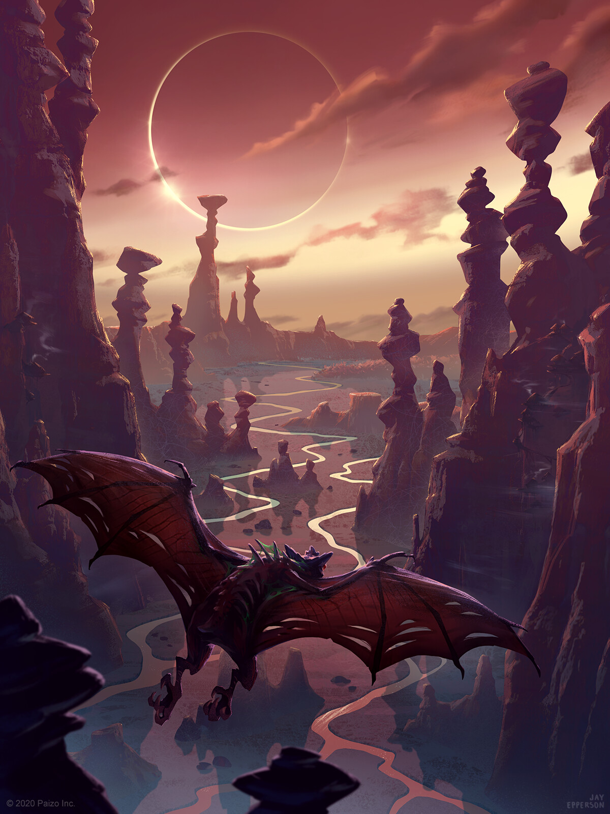Pathfinder RPG - Extinction Curse