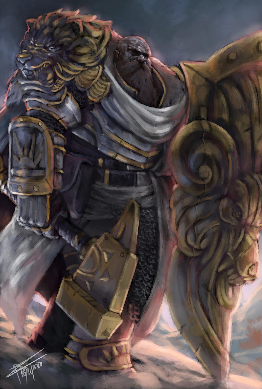 Goliath Paladin