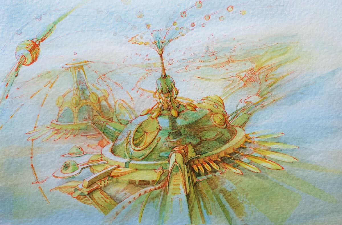 """""""Colony Dome"""""""