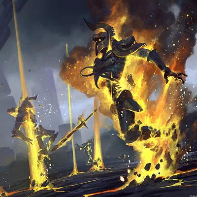 Bayard wu 407456distracting flames 05