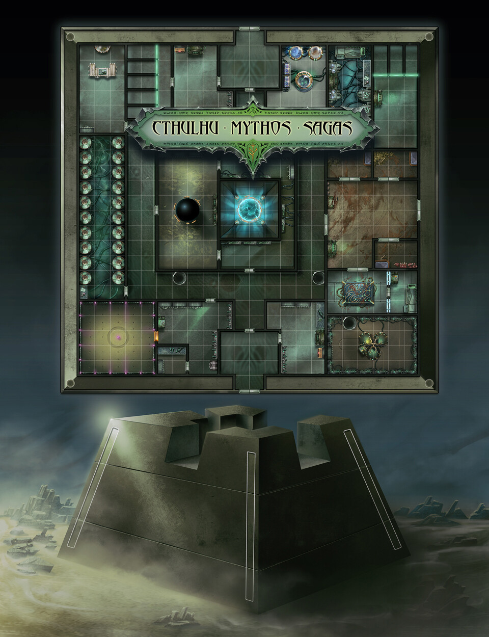 Yithian Facility