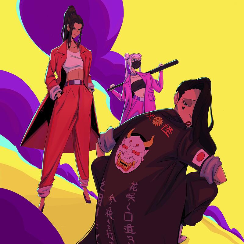 Yanki Girl  Gang