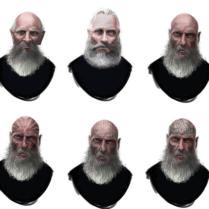 Old man iterations