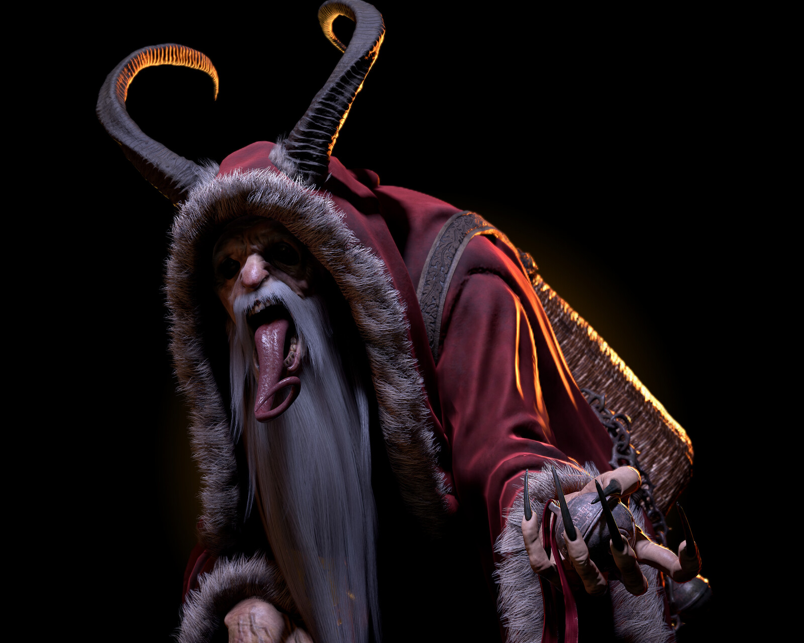 Krampus: Real-Time