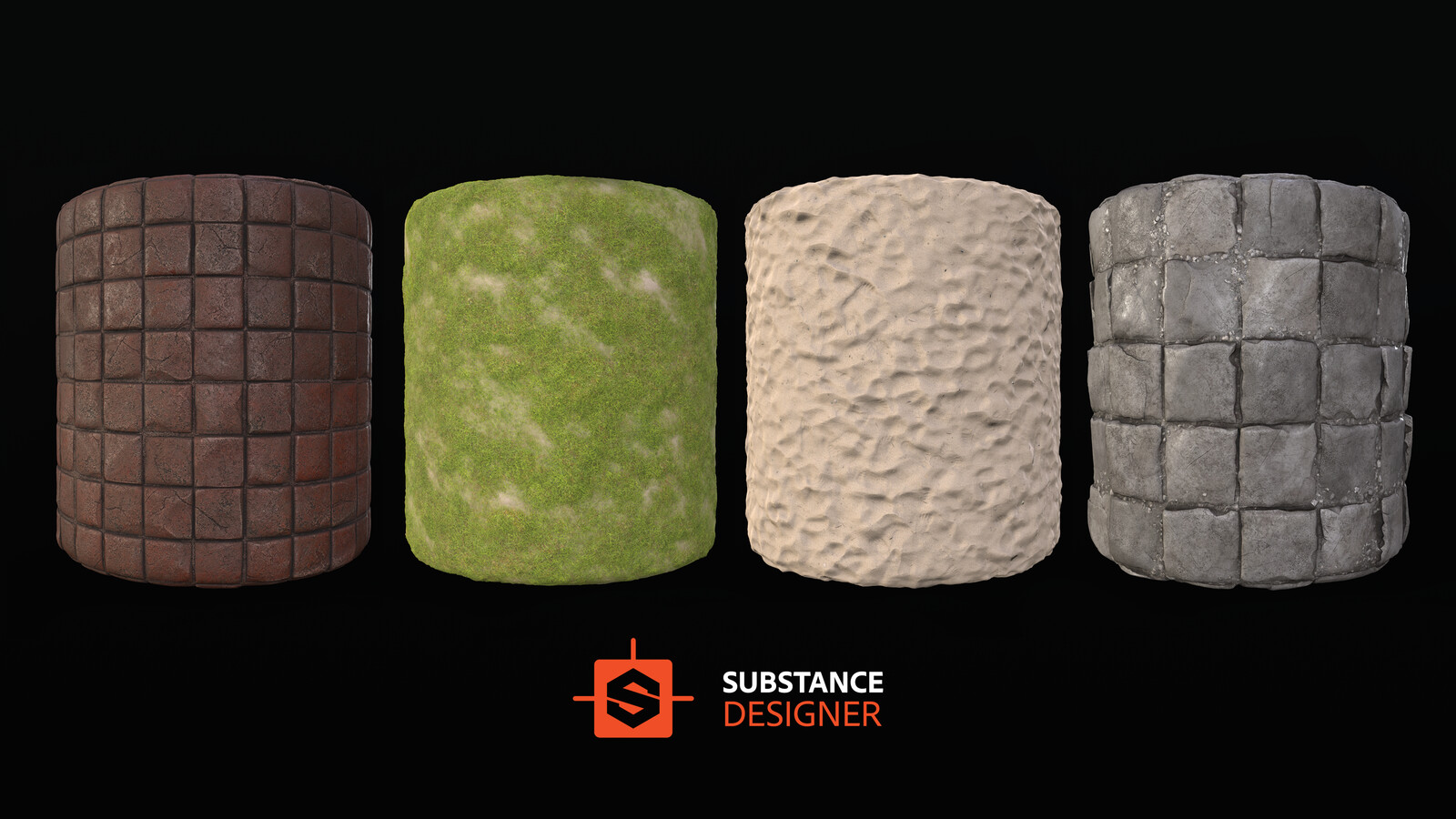 Substance Designer Materials Vol.2