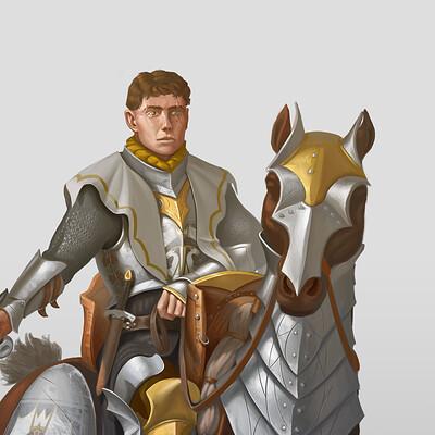 Nikita kapitunov light cavalery 11