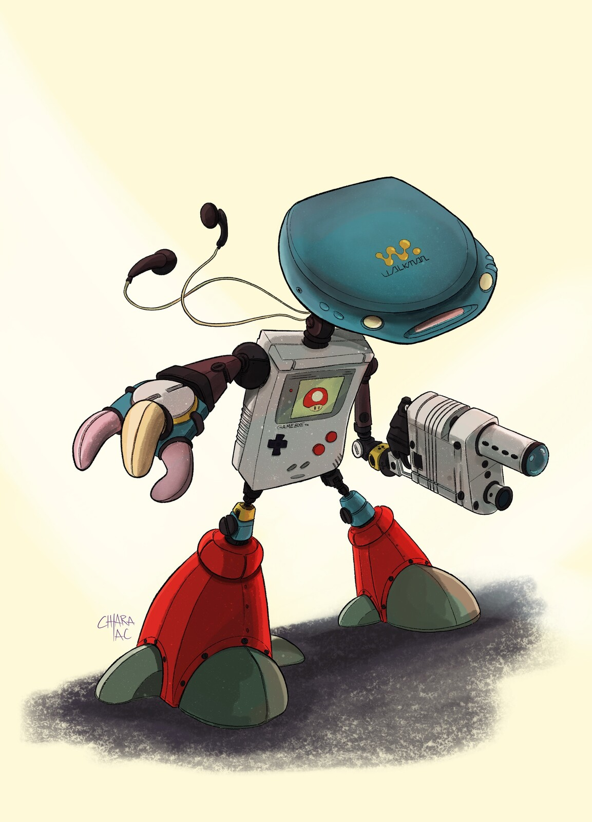 Cdc - Robot Arena Death Match