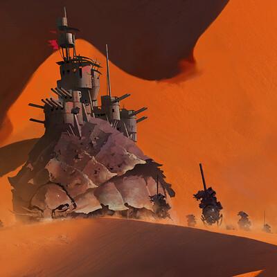 Yu yiming bigfoot battleship
