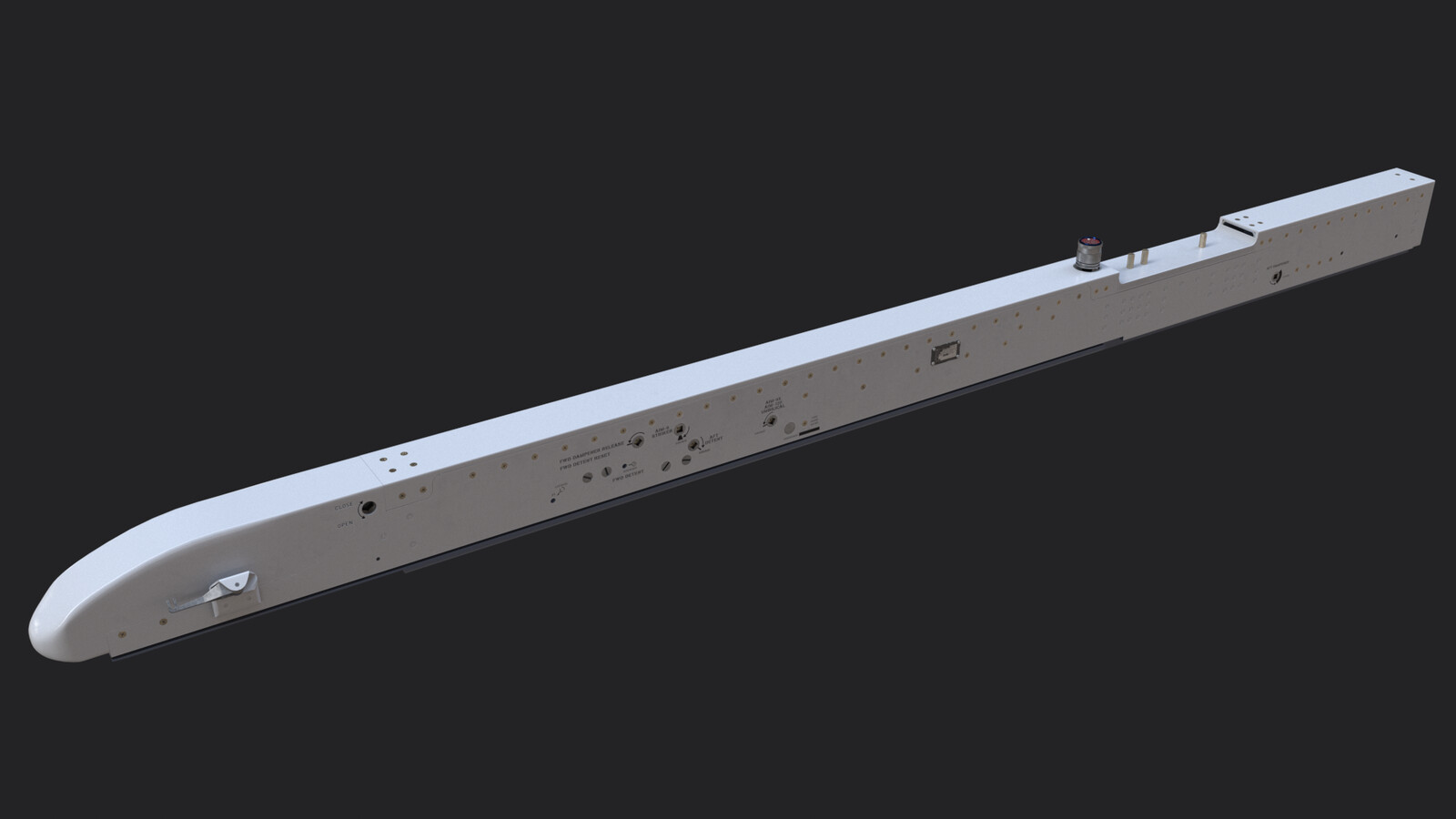 LAU-129 Missile Launcher