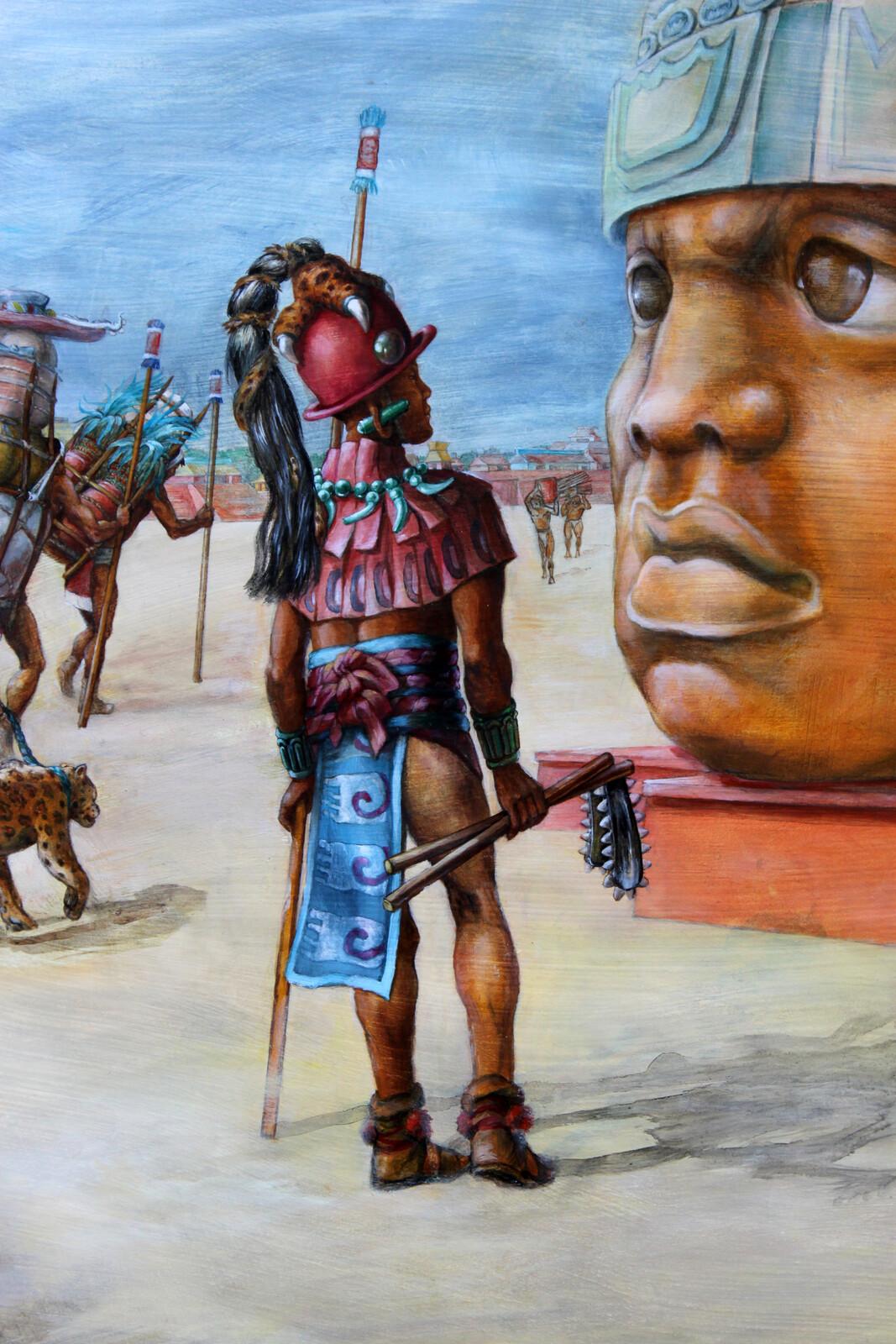 Olmec Merchant