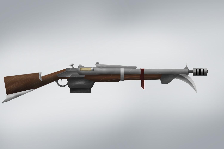 Rifle - Early