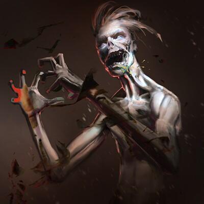 Giovanni calore zombie