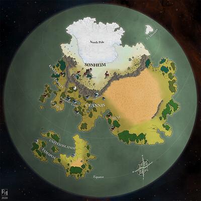Robert altbauer leif thorn map