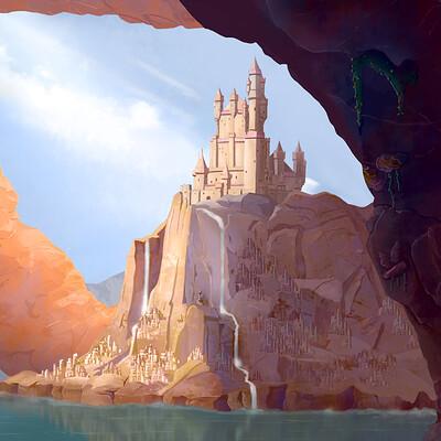 Nienke zijlstra nienkezijlstra rumpelstiltskin castle