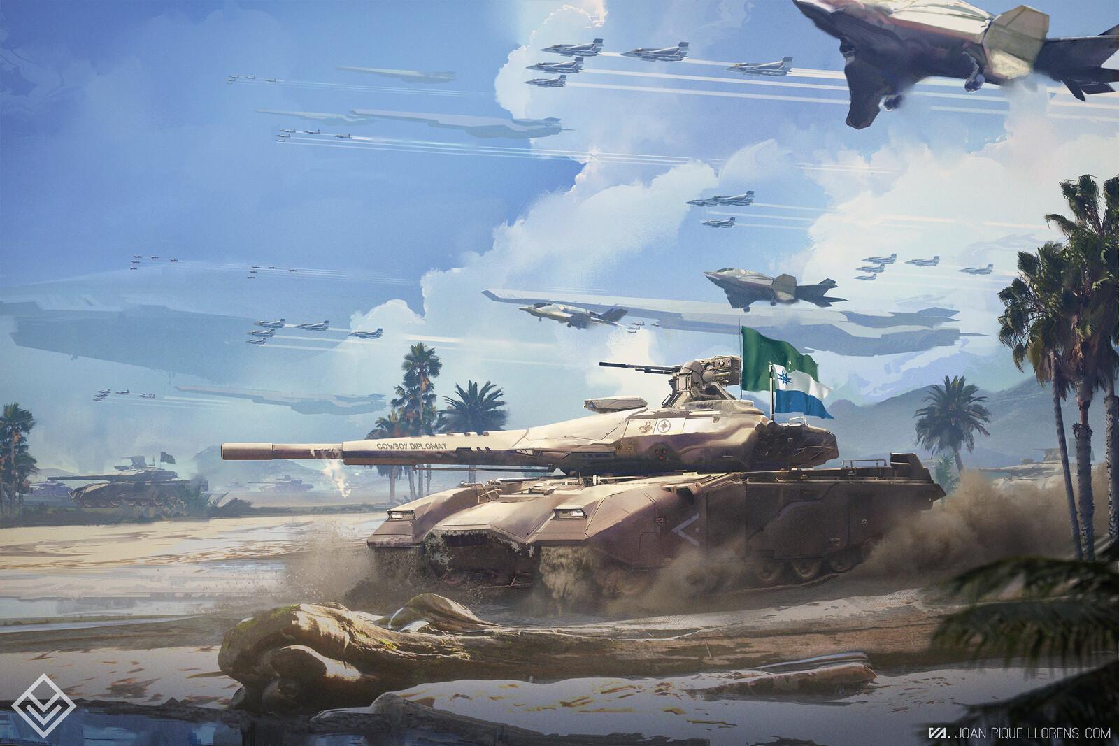 Antares MBT
