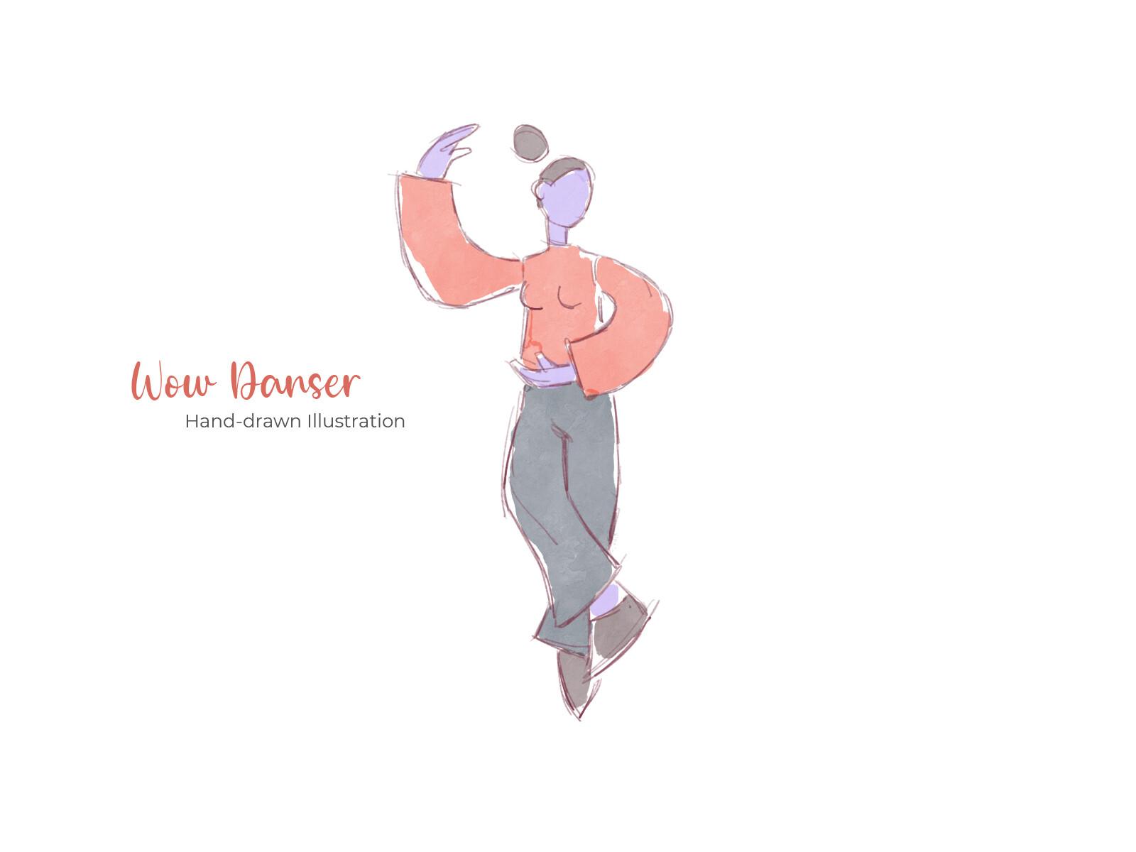 Wow Danser