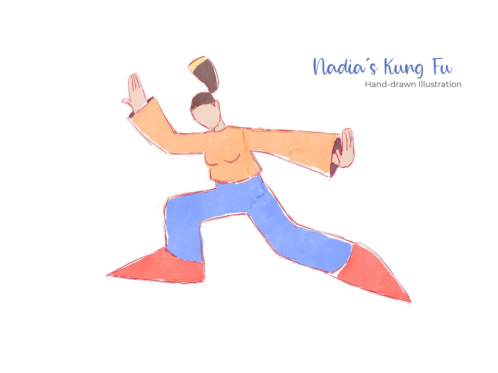 Nadia's Kung Fu