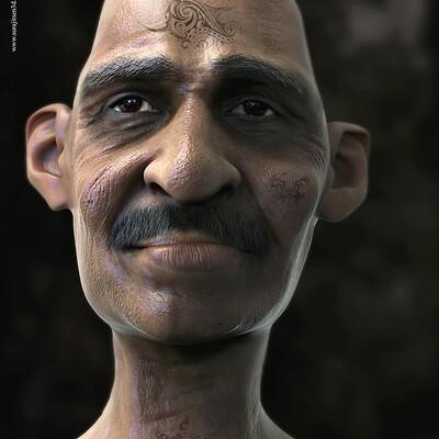 Surajit sen sajit cg character by surajitsen dec2020 l