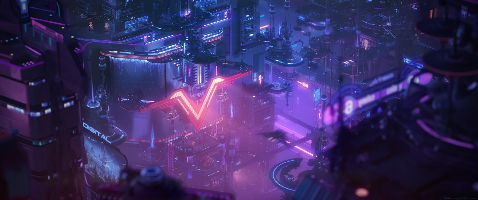 Colony X - V Corporation