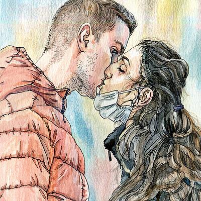 Yiska chen 20dec kiss a