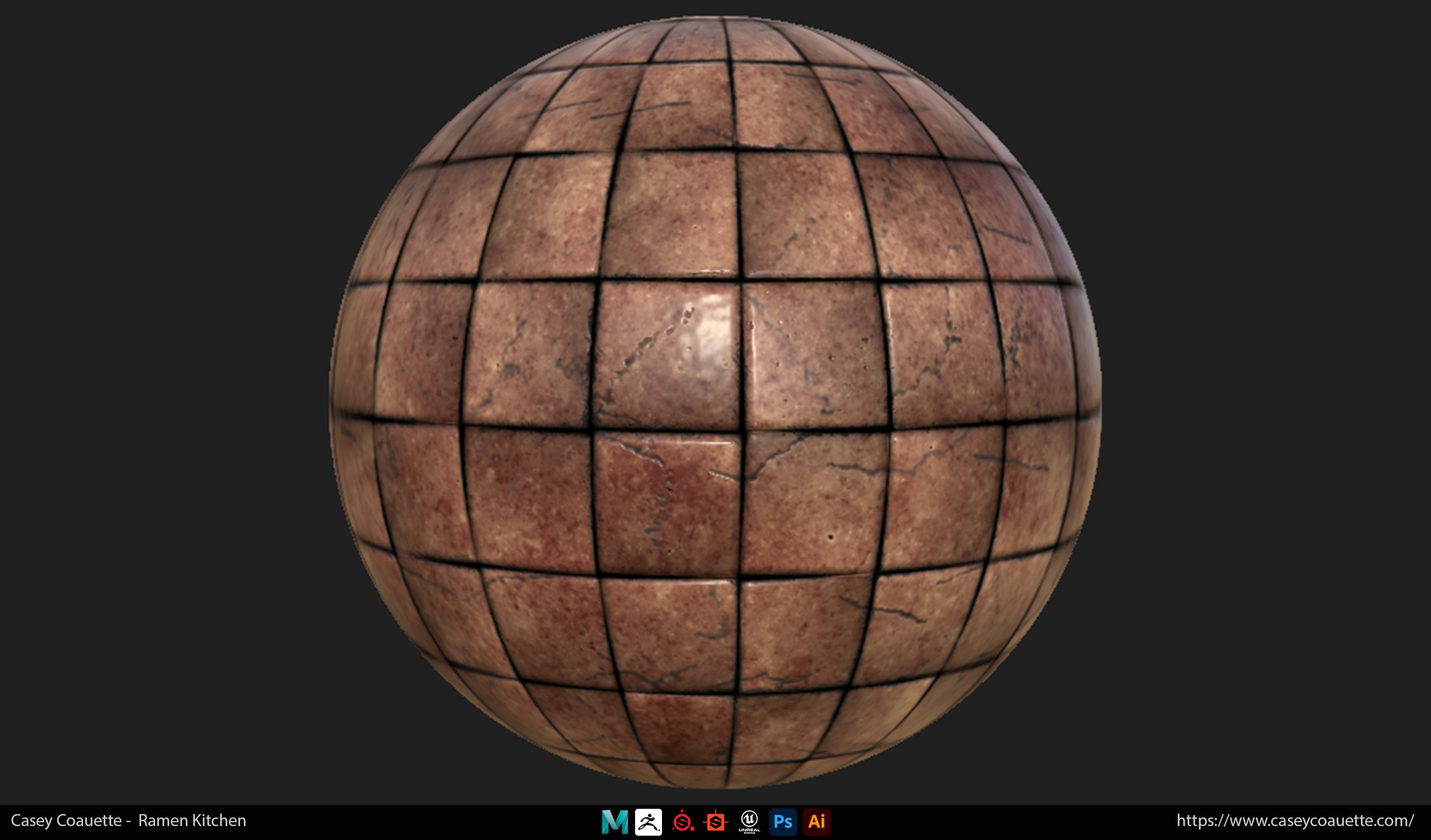 Substance Designer Tile