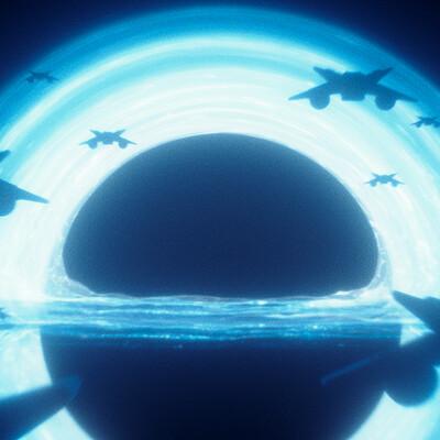 Izaki berdea black hole
