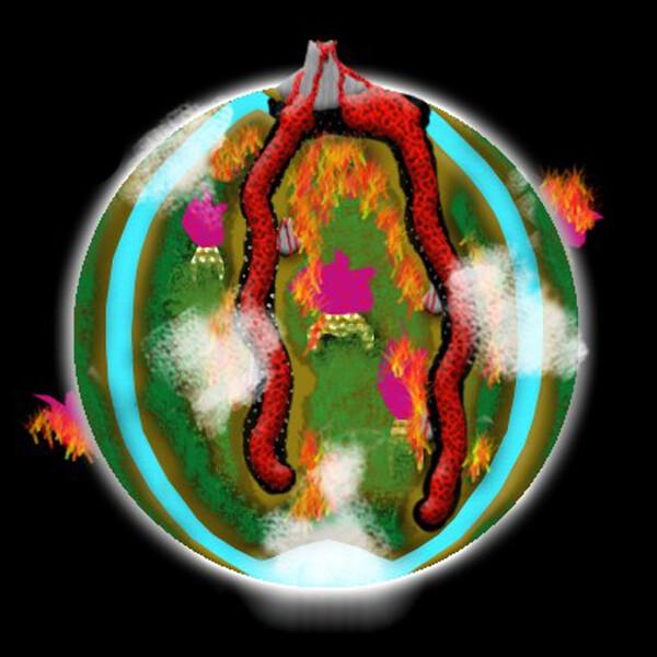Katu's Proto Planetary Phase