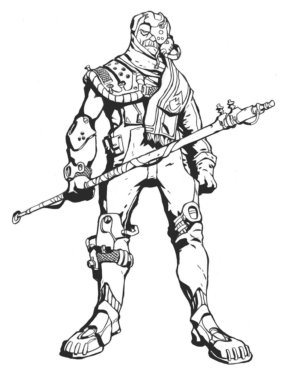 Codename: Empyre - Firemaster