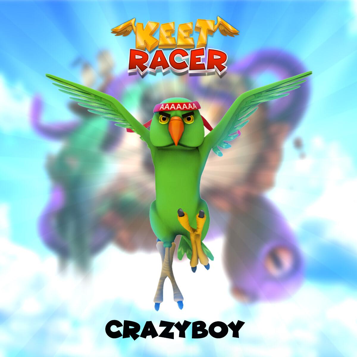 Crazyboy