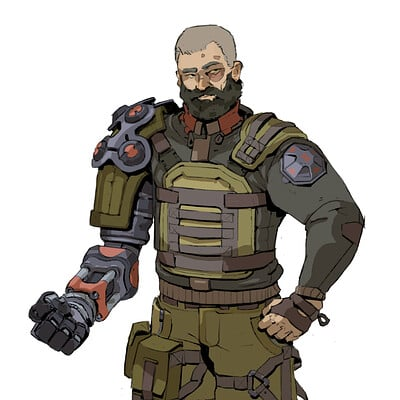 Markus lenz character 05ff