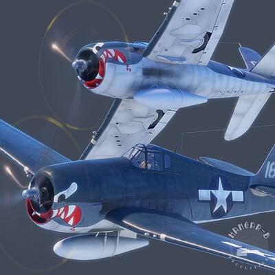 Hangar b productions f6fs