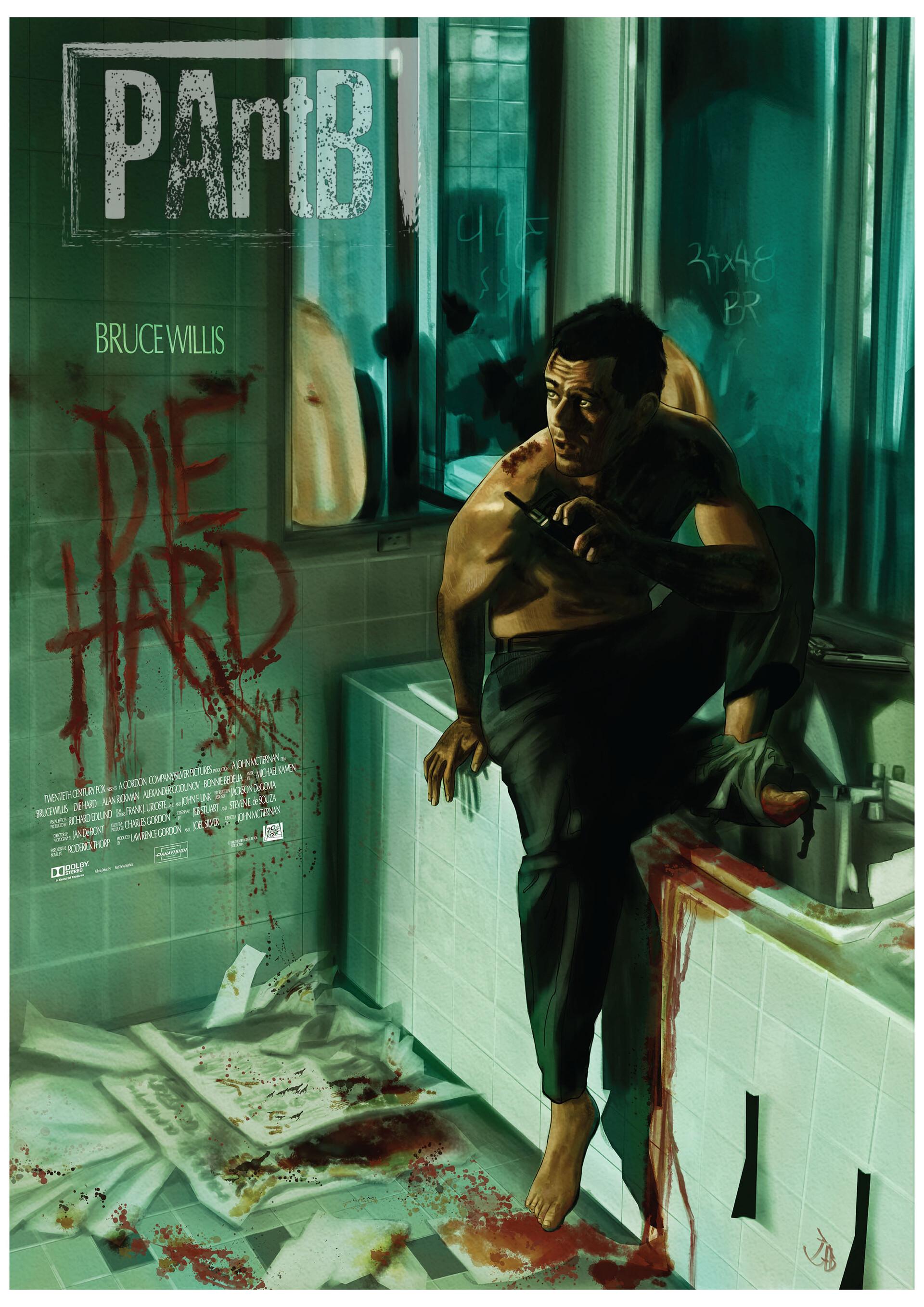 Paul Butcher - DIE HARD