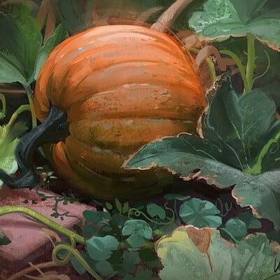 Vanessa palmer studies pumpkin 20 10 27 02