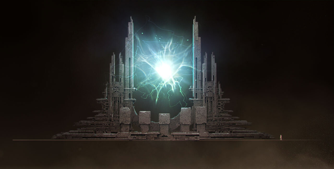Exalon portal design.