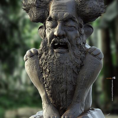 Surajit sen thomas digital sculpture surajitsen dec2020a l