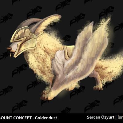Sercan ozyurt kyriangoldendust