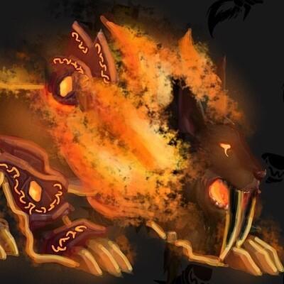 Sercan ozyurt firelandscat
