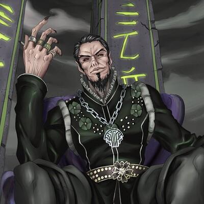 Carlos rios comm advorak villain ok