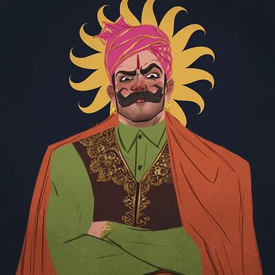 Arsalan khan le raja png