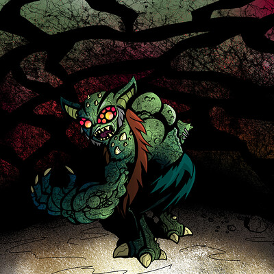 Gustavo lucero troll color m