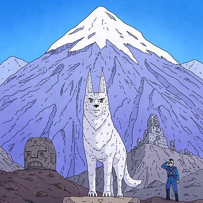 Graphic Novel Illustration, Kiki