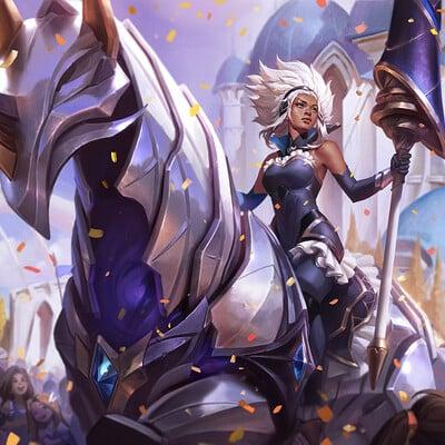 Bo chen battle queen rell final 2k