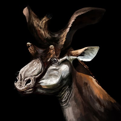 Brennan stokkermans sivatherium recovered
