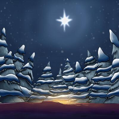 Spencer kelly bbu christmas background