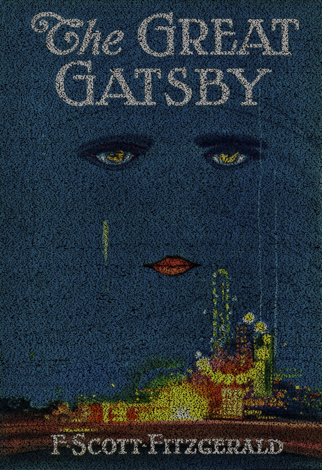 The entire text of The Great Gatsby.