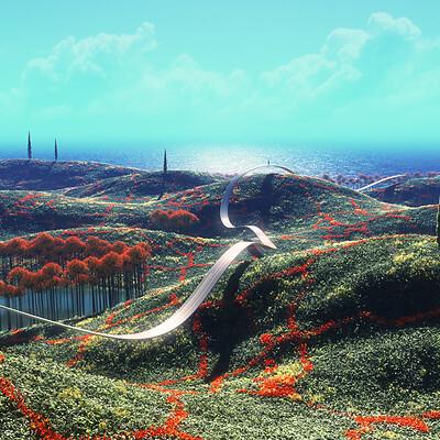 Artur rosa over the hills2 midq
