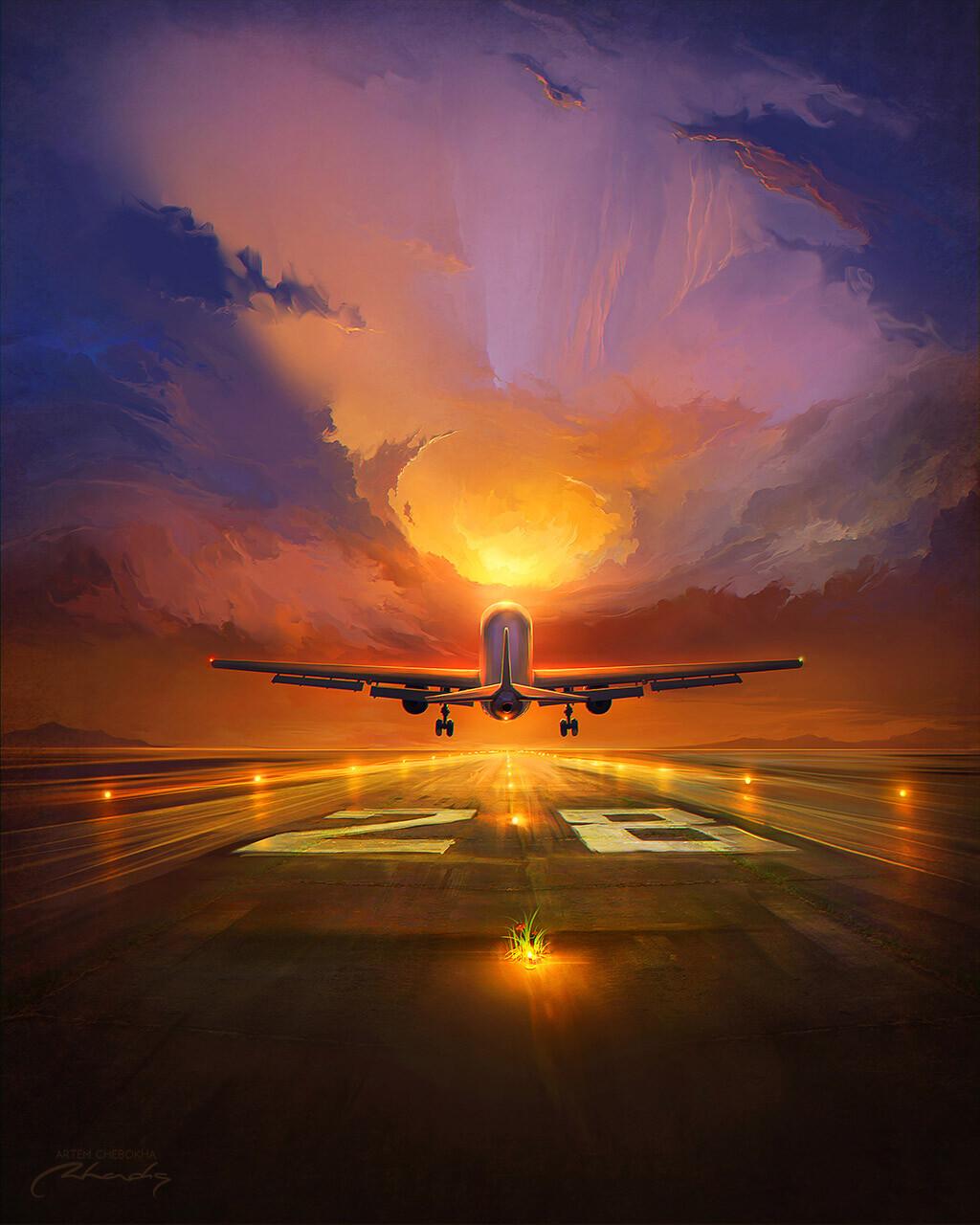 """""""Last Flight"""""""