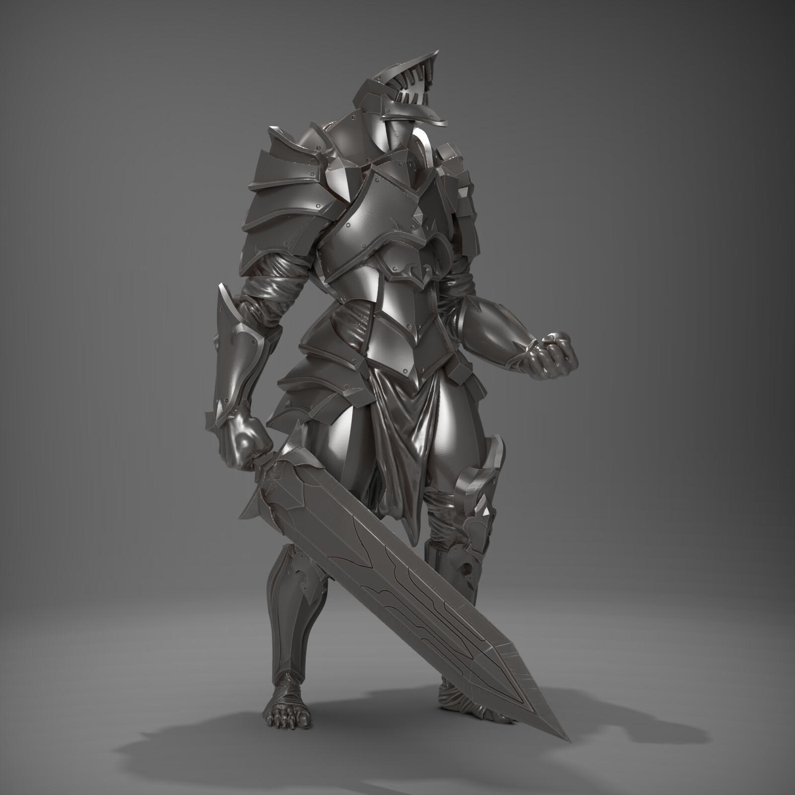 Forsaken Mini for Immortal Kings