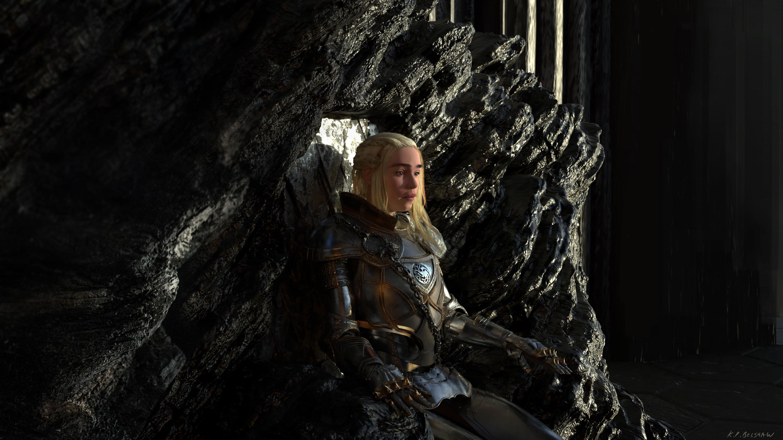Daenerys, returned to Westeros