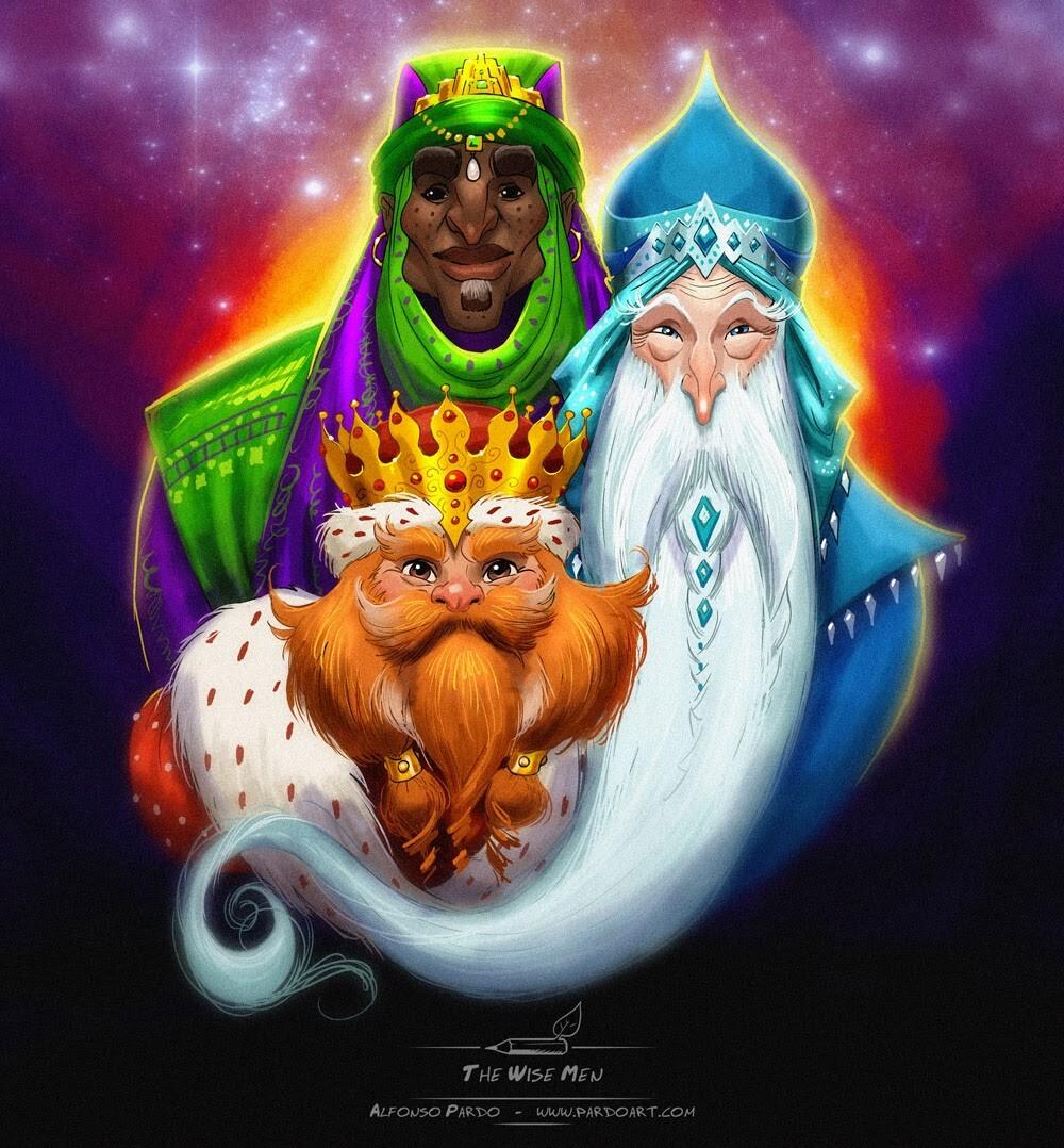 Wise Men - Reyes Magos